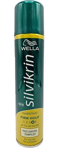 Silvikrin classique Hairspray prise ferme 6 x 250ml