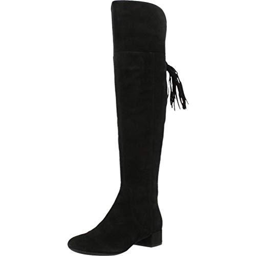 Botas para Mujer, Color marrón, Marca GEOX, Modelo Botas para Mujer GEOX D New Carey Marrón