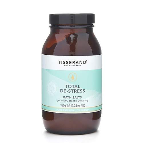 Tisserand Aromatherapy Total De-Stress Better Bath Salts 350g
