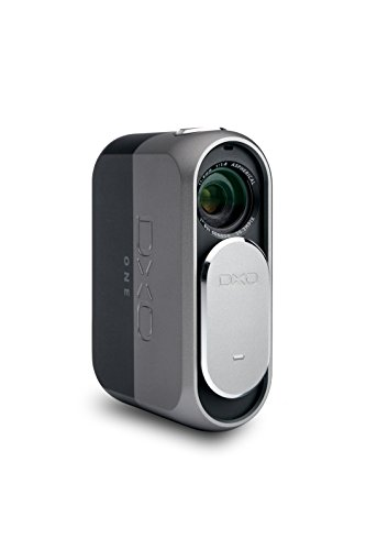 DxO ONE 20.2MP Digital Connected Camera for iPhone and iPad with Wi-Fi (Discontinued by Manufacturer)