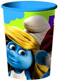 Smurfs Plastic Cup [Contains 12 Manufacturer Retail Unit(s) Per Amazon Combined Package Sales Unit] - SKU# 1PCU3709
