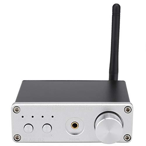 FOLOSAFENAR PCM5102 DAC-Decodierung Audio-Digitalverstärker 20Hz-20kHz (± 3dB) Stereoverstärker für Bluetooth 5.0-Eingangsschnittstelle
