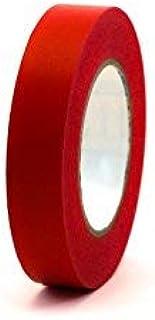 Panastore paris, nastro adesivo di carta American Tape, dimensioni: 25 mm x 50 m; colore: rosso