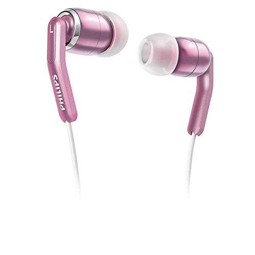 PHILIPS インナーイヤーヘッドフォン ピンク (日本限定色) SHE9760PK