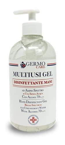 MULTIUSI GEL disinfettante per mani 500 ml