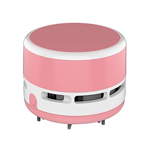FineInno Handstaubsauger Mini Staubsauger Batteriebetrieben Mini-staubsauger Tischsauger Mini-Sauger Schwarz Ministaubsauger Mini Vacuum Cleaner Minisauger