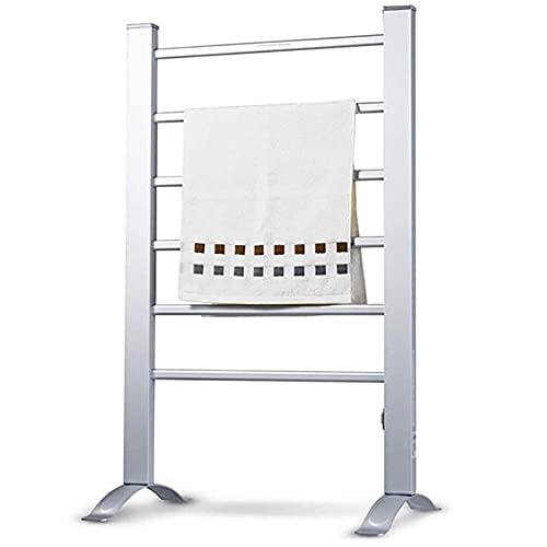 LHZHG Toalleros electricos bajo Consumo de pie, radiador toallero electrico 100 W...