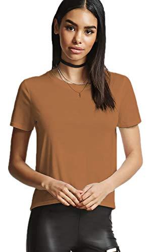 Damen Top T-Shirt Pullover Sale Lässig Fest Kurzarm Twist Knotted Shirt Bluse Kurz Plus Size Ärmel Blusen Tops Damen Bluse Lässig Sexy Tops Sporttop Shirt Tank Tops