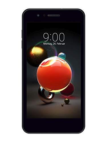 LG K9 Smartphone (12,7 cm (5,0 zoll) Bildschirm, 16 GB Speicher, Android 7.1.2) Moroccan Blue