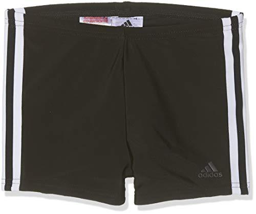 adidas Jungen Fit Bx 3s Y Swimsuit, Schwarz (black/White), Gr. 128