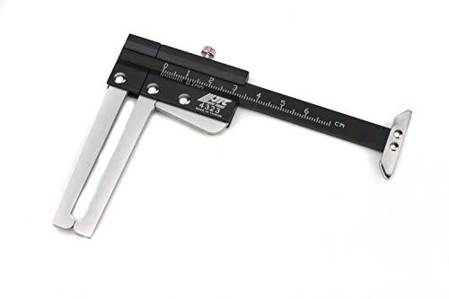 Brake Disc Measuring Tool, Disc Brake Rotor Caliper Gauge Gage Micrometer by JTC 4323