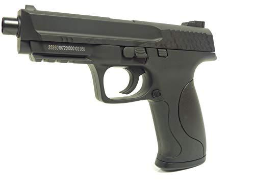 Seilershop Softair Gun Metall Airsoft P297 Federdruck Pistole 20cm 0,5 Joule