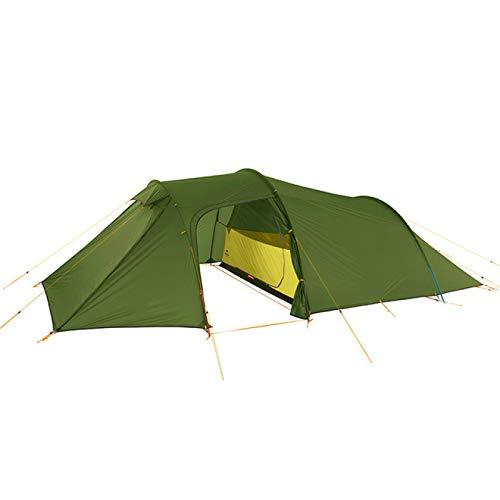 YFFSBBGSDK Campingzelt Geeignet für Tunnel Campingzelte für 2 bis 4 Personen, Keine Fußabdrücke, einfach zu faltende Campingzelte
