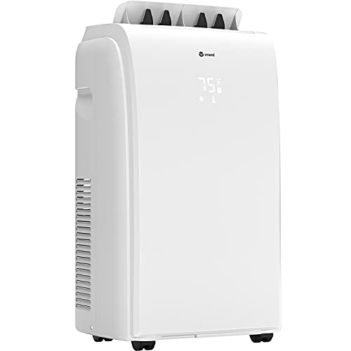 Vremi 10,000 BTU Portable Air Conditioner - Conveniently Cools Rooms 200 to 350 Square Feet