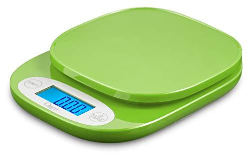 Ozeri ZK420-L Balance de jardin et de cuisine en polycarbonate Vert citron