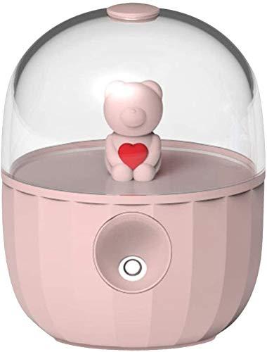 lndytq Humidificador de Aire pequeño Humidificador de aromaterapia de Escritorio portátil USB Las Mujeres Embarazadas y los bebés Pueden Usar humidificadores silenciosos Humidificador (Color: 3)