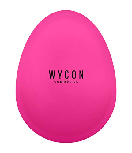 WYCON cosmetics UNTANGLE HAIR BRUSH spazzola sciogli nodi (pink fluo)