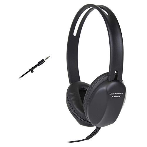 Cyber Acoustics Lightweight 3.5mm Headphones - Great for ...