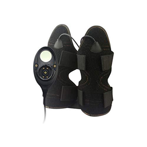 Garneck 1 par de brazos, cinturón de adelgazamiento de pantorrilla, cinturón ajustable para pérdida de peso, vibración, quema de grasa, para mujer