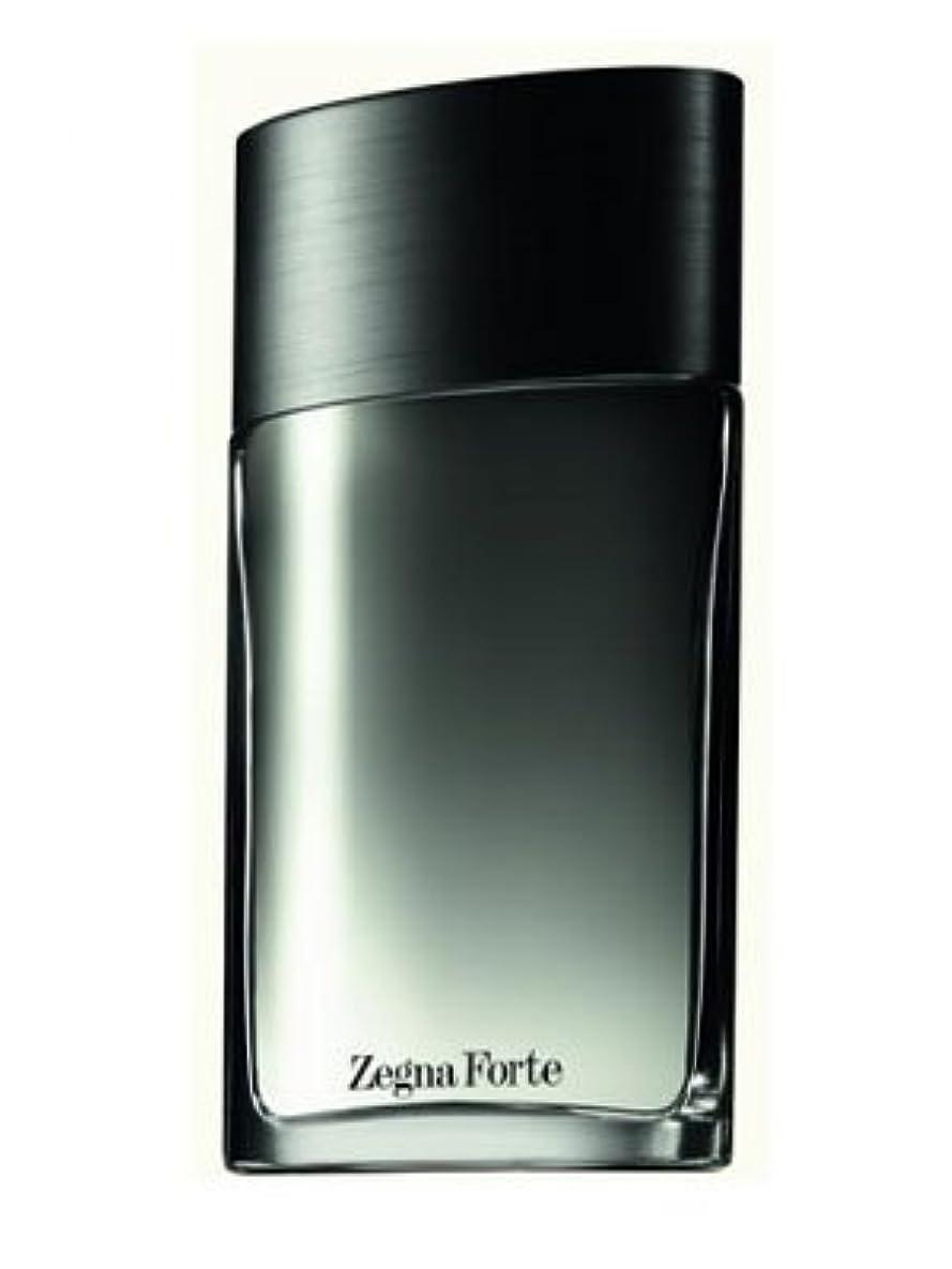 内側ラウズ悲しみZegna Forte (ゼニア フォルテ) 3.4 oz (100ml) EDT Spray by Ermenegildo Zegna for Men