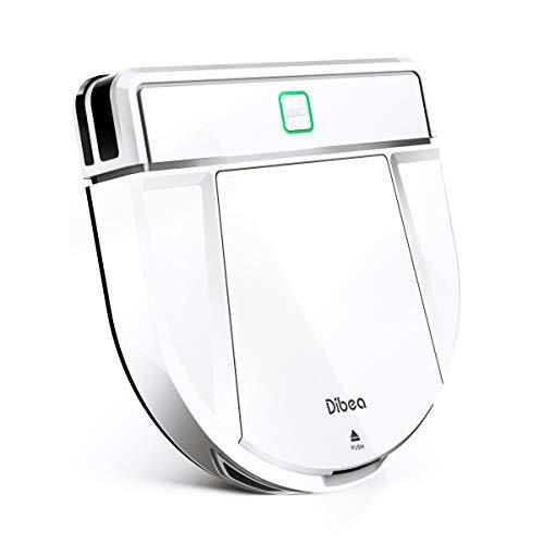 Dibea ロボット掃除機 畳 フローリング掃除 水拭き 空拭き 1台4役 タイマー機能 自動充電 お掃除ロボット 静音 長期間稼働 リモコン操作 パワフル