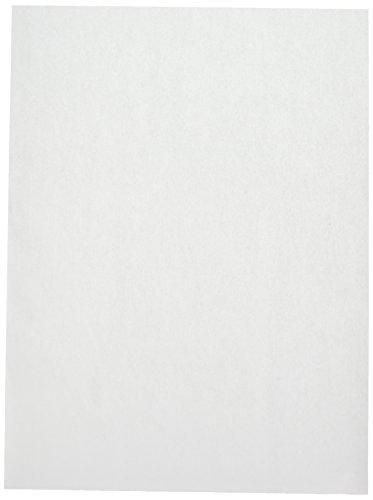 2dayShip Premium Quilon Parchmet Paper Baking Sheets, Pan liner, White, 12 X 16, 200 Count