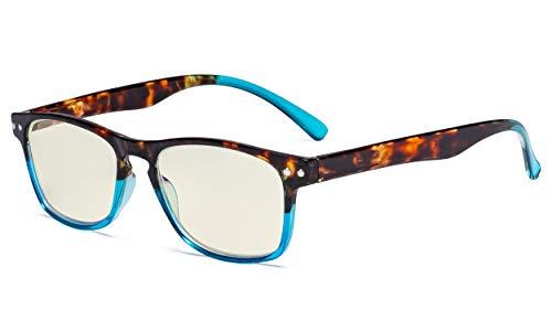 Eyekepper Gafas Bloqueo de luz azul - Protección UV420 Gafas de ordenador...