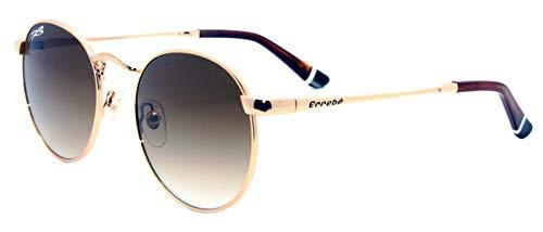 Errebé Porrassa 101/05, Gafas de Sol diseño clásico en TR90 de alta calidad Unisex, Color Negro Mate, Con Protección UV400