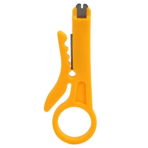 Comprobador de cables de red, accesorios de red Reparación de cables de red Juego de herramientas de mantenimiento para cableado de red para mantenimiento