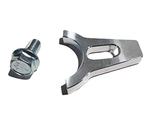 Z Whip Billet Aluminum SBC BBC Distributor Hold Down Clamp V8 V6 SB BB HEI Compatible With Chevy Small Big Block Engines 1955-Current 350 327 283 383 307 305 400 454 5.7L 4.3L Proudly Made In The USA