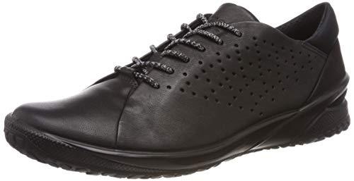 Ecco Damen BIOMLIFE Sneaker, Schwarz (Black 1001), 36 EU