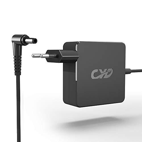 QYD 65W Alimentatore Caricabatteria per Notebook Asus s300ca s400ca s500ca s551 v500c x451m x551m x751s k751m f451c x451ma x551ma f551ma x751sa f751m r556 PC Portatile Caricatori Adattatore Caricatore
