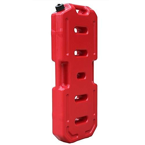 YHFX6Ölfässer Benzineimer - Benzineimer Eiseneimer Dieselkessel Spritze 3L 5L 10L 20L 30L Liter Benzinkanister (Color : Red, Size : 30L)