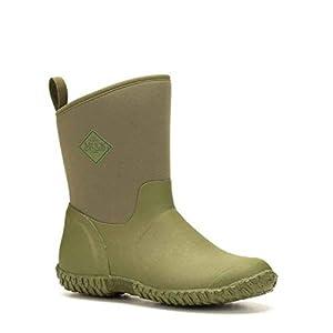 Muck Boot Womens/Ladies Muckster II Mid RHS Print Gardening Shoes