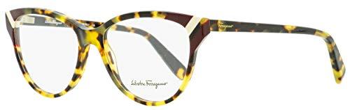 Eyeglasses FERRAGAMO SF 2844 281 VINTAGE TORTOISE