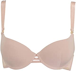 Bluebella Push Up Bra for Women - Rose 38C