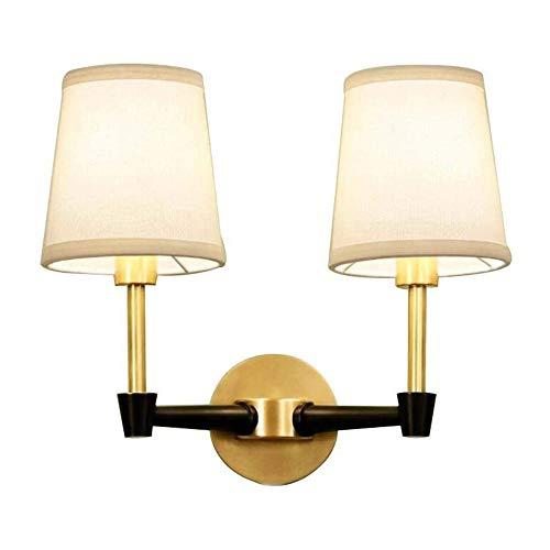 Sencillo pero bonito lámpara de pared Lámpara De Pared De Estilo Salón De América Lámpara De Pared Creativa Fondo De La TV Nórdicos Simples Modernas Escaleras Del Pasillo Del Pasillo De Noche Lámpara