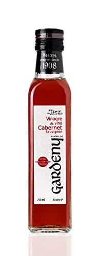 Gardeny Vinagre de vino Cabernet / Rotweinessig aus Cabernet-Sauvignon 250 ml.