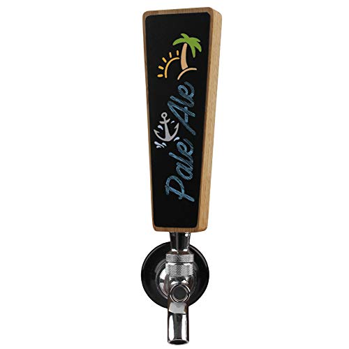 Small Chalkboard Beer Tap Handle