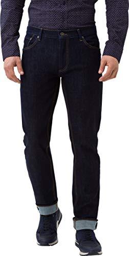 BRAX Herren Style Chuck Five-pocket-jeans Hochelastische Hi-flex-denim Modern Fit Jeans, Blau (Raw Blue 23), 38W / 32L