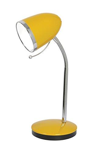 Oaks Lighting, Lampada da tavolo Madison, Giallo