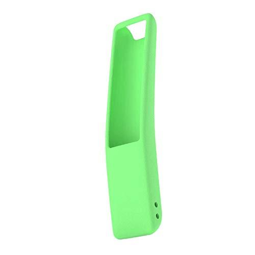 Ymxcwer85851 Cubierta BN59-01312A 01312H BN59 01241A 01242A 01266A 01329A para Samsung Smart TV Fundas de Control Remoto por Voz SIKAI A Prueba de Golpes (Verde)