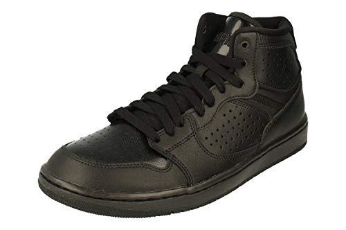 Nike Zapatillas de baloncesto para hombre, Nero, US 8.5, negro (Negro Negro 003), 42 EU