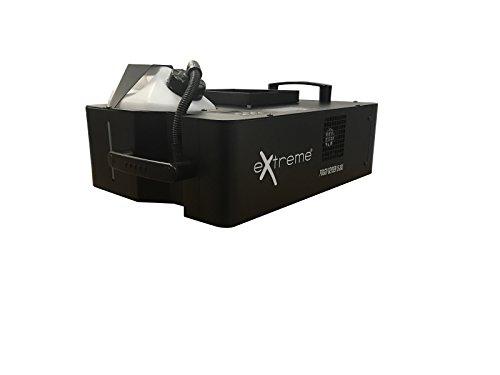 Extreme Foggy Geyser 15–243Nebelmaschine 1500Watt DMX 24LED RGB 3Watt Strahl Vertikal Typ CO2Fernbedienung Remote Reichweite 8Meter