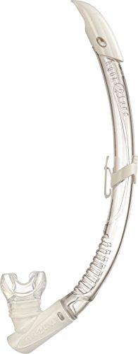 Aqua Lung Sport Airflex Purge Lx Snorkel máscara, color blanco