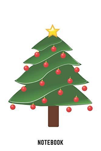 Notebook: A5 Kariert Lustiges Weihnachts Motiv Notizbuch für Weihnachten oder Nikolaus als Geschenk für die Adventszeit, Weihnachtswünsche und Weihnachtsplanung 120 Seiten 6x9