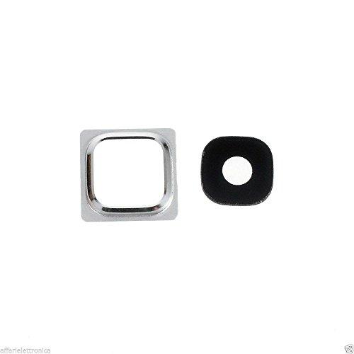 Ricambio lente vetro COVER Camera x Fotocamera per SAMSUNG GALAXY S5 Mini G800
