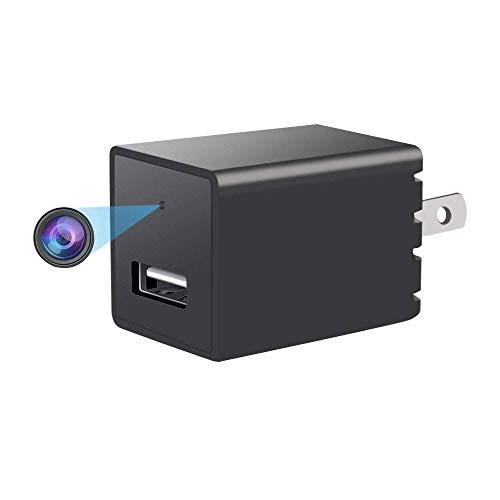 USB Charger Camera Mini Camera WiFi Wireless Video Camera Nanny Cam HD Small Home Security Surveillance