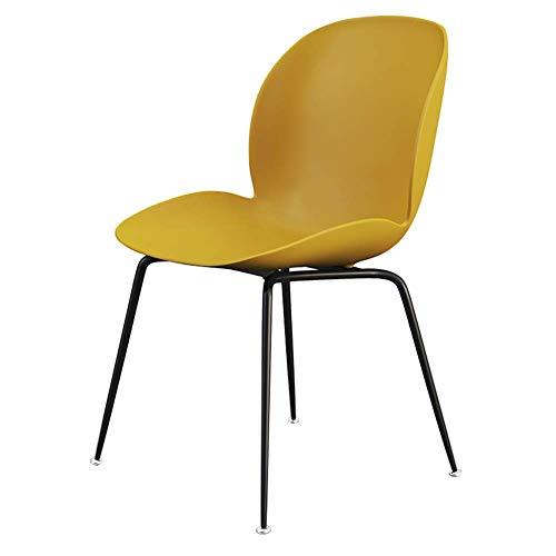 QQXX barkruk / cosmeticakruk / vrijetijdskruk, rugleuning / voeten van ijzeren / velours, voor woonkamer, eetkamer, pub, 7 kleuren Chairtre305r-1 Chairtre305r-1