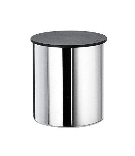 Smedbo OUTLINE LITE Kosmetikbehälter / Aufbewahrungsbox Edelstahl poliert